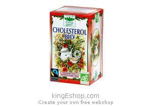 "Tisane Bio Cholesterol ""Romon nature"" - Référence : 2CHOLESTER"