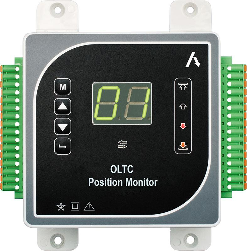 OLTC Position Monitor UP4x series - OLTC Position Monitors