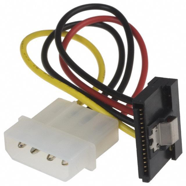 "CABLE ADT SERIAL ATA-IDT PWR 6"" - Molex, LLC 0685610019"