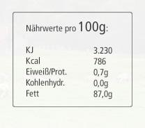 Knoblauchschmalz - null