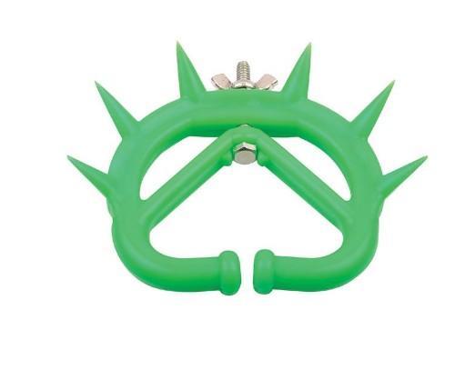 12.2x8.7x3.3cm Calf Weaning Nose Rings/Plastic Calf Weaner - Calf  Nasal thorns
