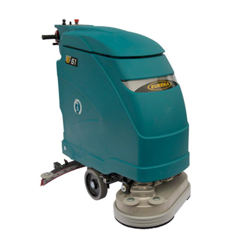 Fregadora industrial Eureka E61 - Fregadora industrial perfecta para limpieza de medianas superficies.