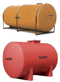 Réservoirs de stockage cylindriques pour hydrocarbures - null