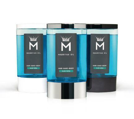 Mauritius Oil Shampoo Dispensers