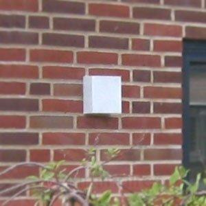 Applique d'extérieur Fix IP 54 galvanisée à chaud - Toutes les appliques d'extérieur