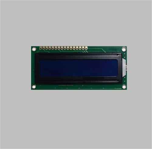 16X2 Character LCD Module Display Yellow Green Background - Character LCD Module Display,16 Characters X 2 Lines