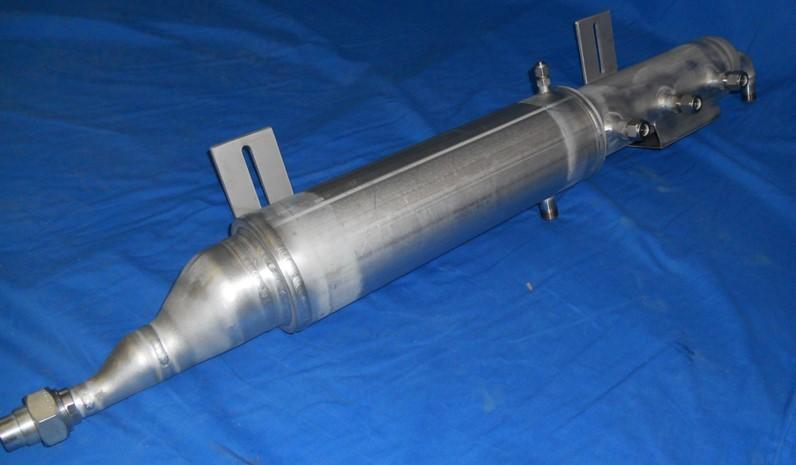 Nuklearkomponenten I Tieftemperatur - Druckbehälterbau, Wärmetauscher I Tieftemperatur-Anwendungen