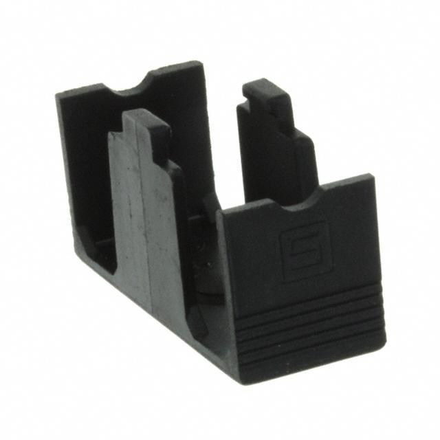COVER FUSE BLACK FOR 656/658 - Littelfuse Inc. 66000001009
