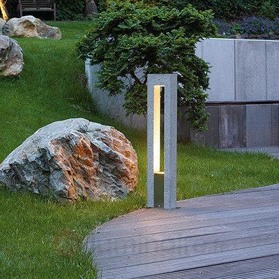 Borne lumineuse Arrock Arc en granite - Toutes les bornes lumineuses