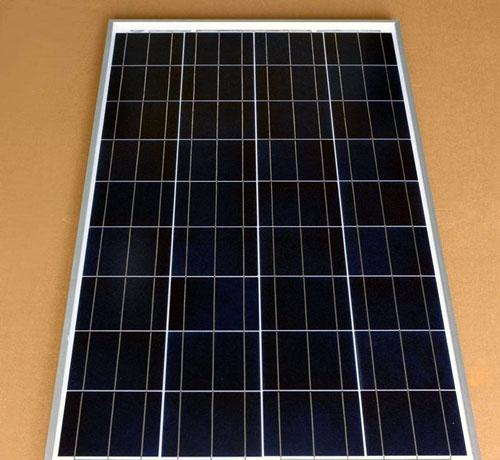 Módulo solar de panel solar policristalino 150w - energía limpia, 25 años de vida útil