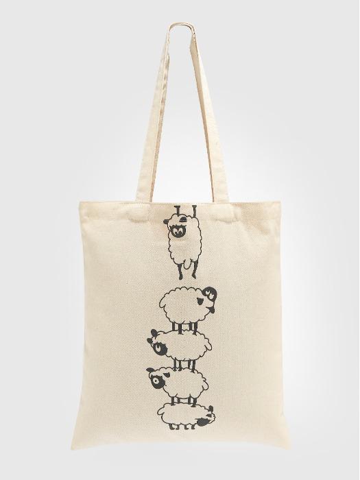 حقيبة شوبر من القطن -