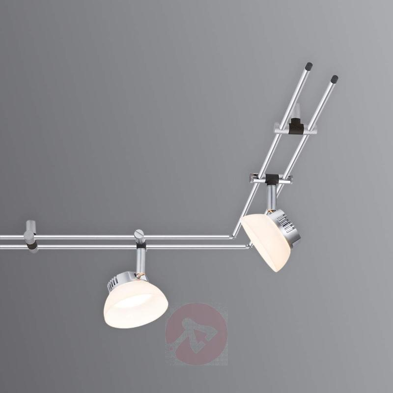 IceLED I -64-bulb track lighting system - Complete Systems