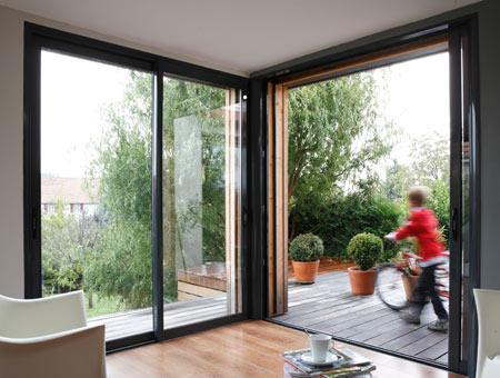 Fenêtre en aluminium personnalisable - Fenêtres Alu