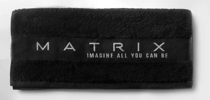 Hairdresser Terry towel 100% cotton - null