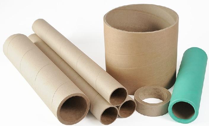 гильза картонная, бумажные гильзы - В зависимости от потребностей клиента гильза картонная может быть представлена в