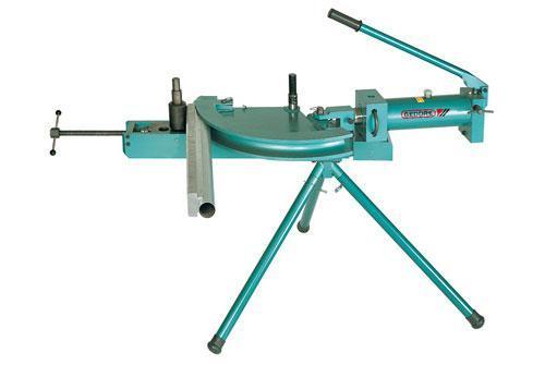 Cintreuse hydraulique manuelle et Cintreuse électro-hydraulique