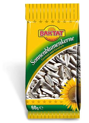 Sunflower seeds salted - null