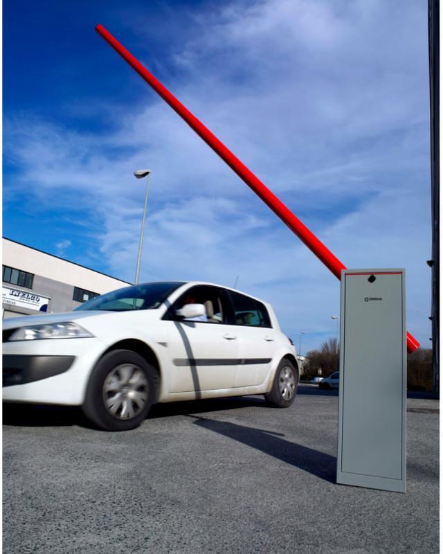 Barrières automatiques pour parking