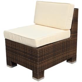 Lounge furniture - Patrizia middle burned
