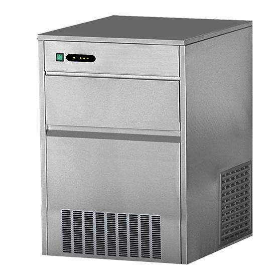 Refrigeration - ice cube maker, air cooling, 25 kg/24 h - FAULTY