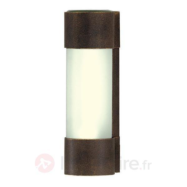 Applique NEPTO patinée doré marron - Toutes les appliques d'extérieur