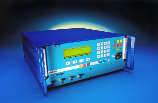 Comprobador de caudal PMF01-AxK/BxK - De 1 a 8 canales para presión positiva o negativa