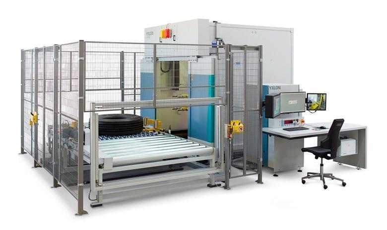 YXLON MTIS - Industrielles Röntgensystem für die Gussteilprüfung