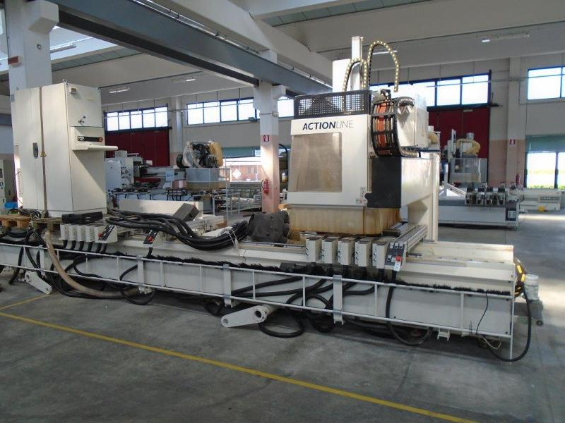 CNC ACTION LINE 5 ASSI SCM - null