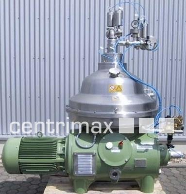 GEA Westfalia Separator Self-cleaning disc centrifuge - CSA 160-47-576
