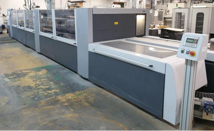 Heidelberg Eurobind EB Pro - Used Machine