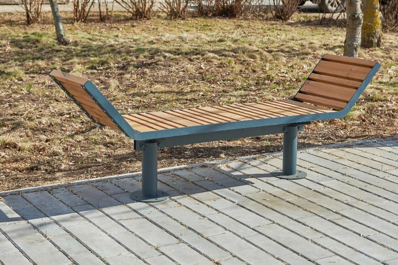 Bench «Star» - Outdoor