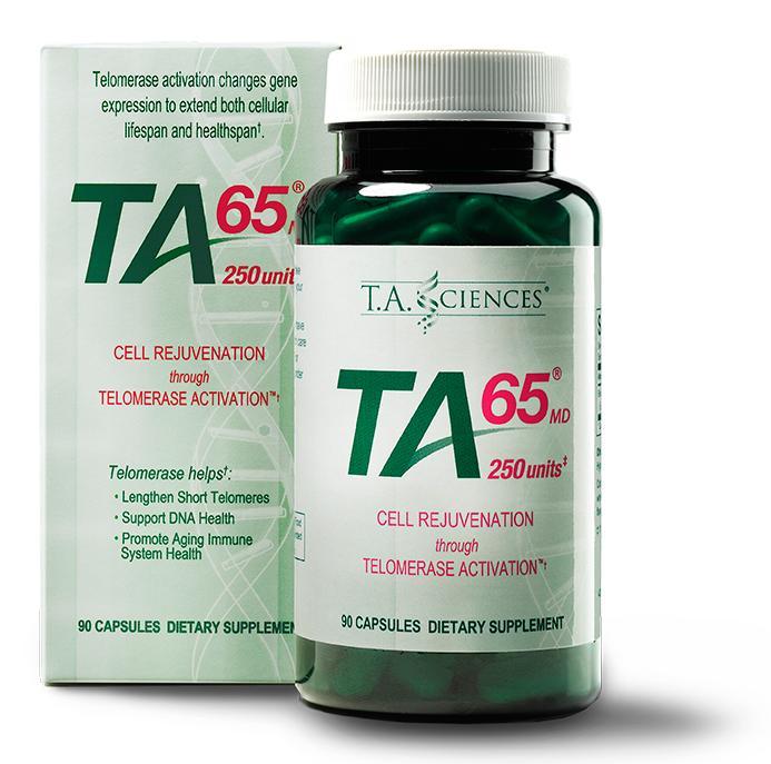 Kosmetika - Astragalus Wurzel Extract - TA-65® 250 (90)