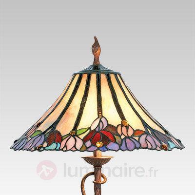 Lampadaire Tori - Lampadaires style Tiffany