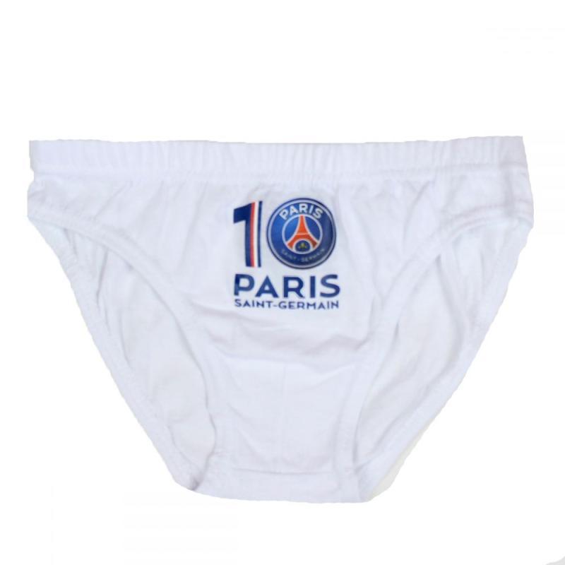 36x Boites de 3 Culottes Paris Saint Germain du 4 au 10 ans - Sous-vêtement