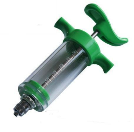30cc(ml) pig,sheep,cattle,horse plastic steel syringe - pig,sheep,cattle,horse plastic steel syringe/injector