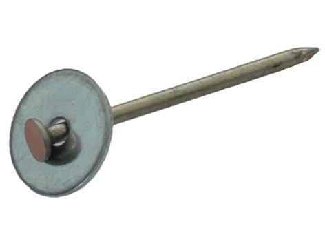 CLOUS DE REPERAGE - MG-POINTE CHAUSSEE SPIT Ø4mm long 70mm par100