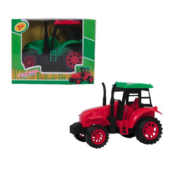 JOUET TRACTEUR FERME - tracteur