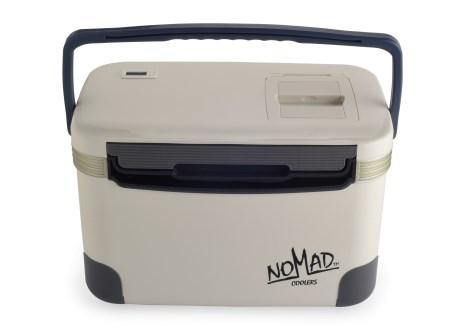 MDAT28L - 28L NOMAD MEDICAL COOL BOX WITH ALARMED THERMOMETER