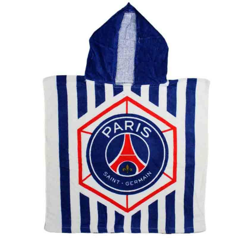 Grossiste de poncho PSG Paris Saint Germain