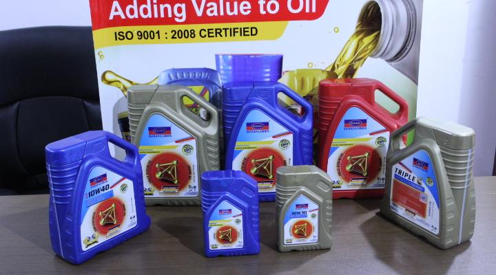 Semi-Synthetic & Fully Synthetic Gasoline Engine Oil - SAE 10W40 API SN/SM/SL