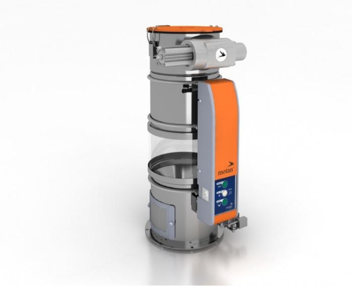 Sistema de transportadores para granulado - METRO G - Transporte de granulado a tolvas de máquina, tolvas de secado o  almacenamiento.