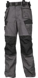 Pantalon de travail carbone