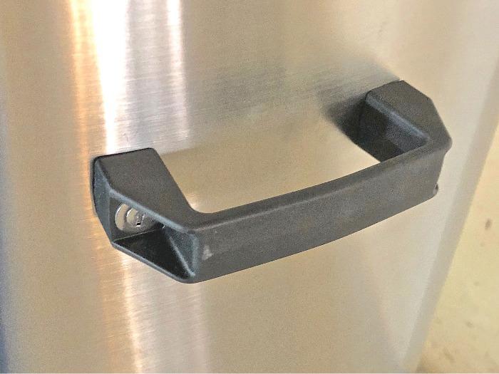 Serbatoio in acciaio inossidabile 304 - 4.51 HL - Modello COR450D