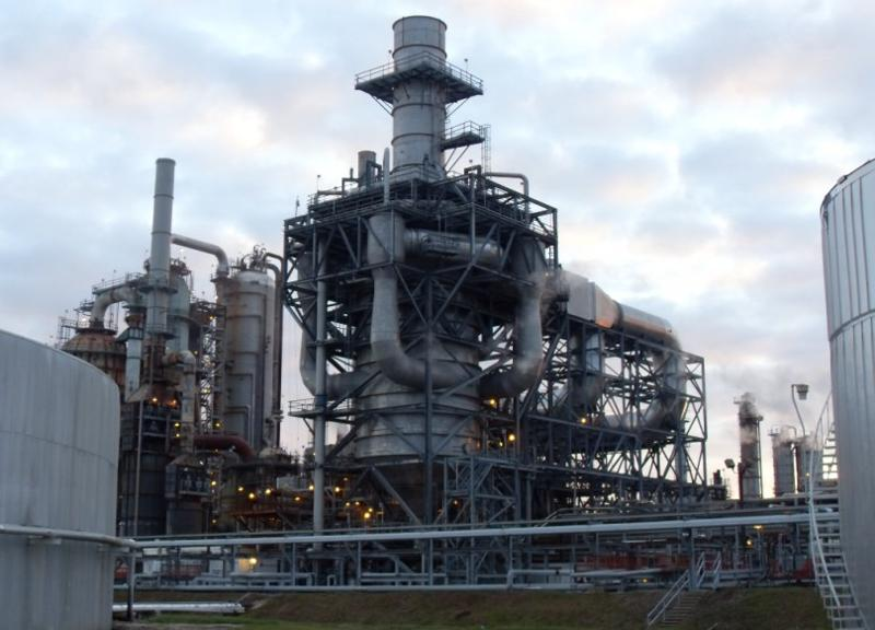 Wet Gas Scrubbers Exxon Process - Acid Gas Removal
