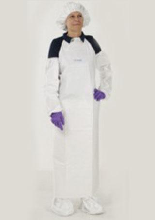 Accessori SprayGuard® e CleanGuard® - Indumenti di protezione parziale del corpo da aggressione chimica