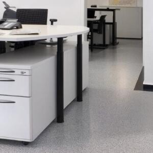 Rubber werkvloer - Hoogwaardige & slijtvaste rubber SBR of EPDM werkvloeren.