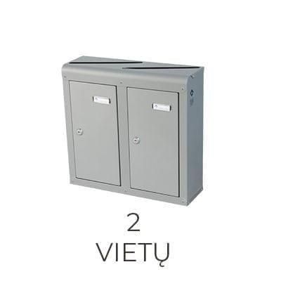 APARTMENT LETTER BOX - 94X