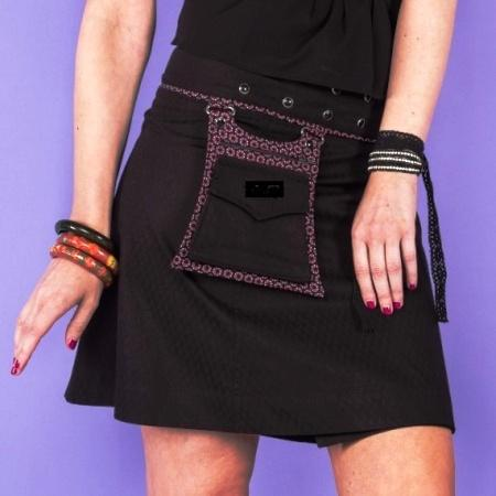 ladies stylish Detachable skirt