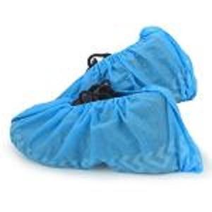 Cubierta de zapato no tejido spp desechable - cubierta de zapato no tejido spp desechable de precio más bajo