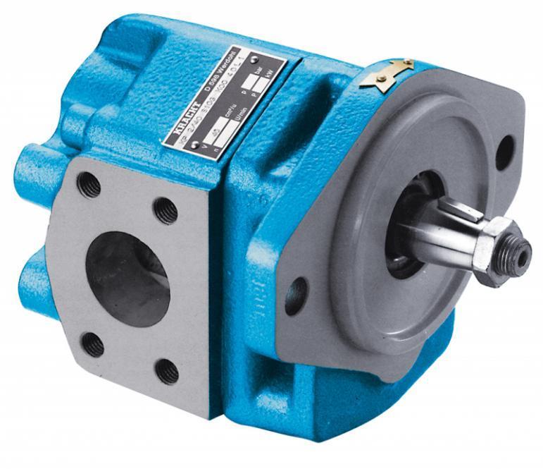 Pompes à engrenage haute pression KP 2 - avec compensation axiale hydraulique